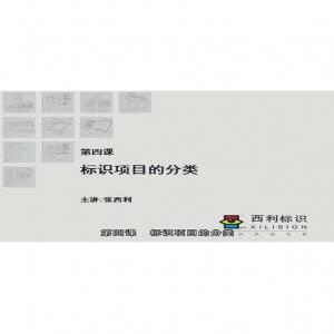 标识项目管理师-第4课 标识项目的分类